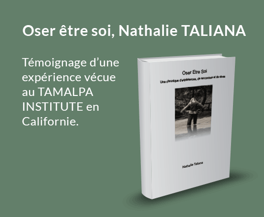 """Livre """"Oser être soi"""" par Nathalie Taliana"""